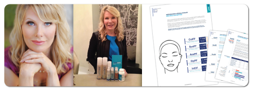 SkinShift Skincare by Dr Ruthie Harper, White Label Partner powered by SkinDNA Technology